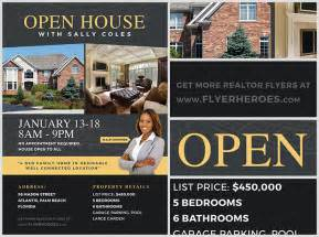 Open House Flyer Template Free by Doc 590391 Open House Flyer Open House Flyer Template