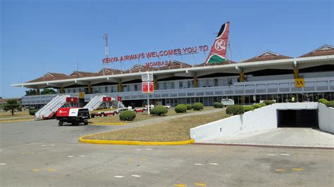 Mba Airport Kenya by Moi International Airport