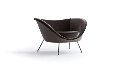 Leather Armchairs Melbourne D 154 2 Armchair By Molteni Hub Furniture Lighting Living