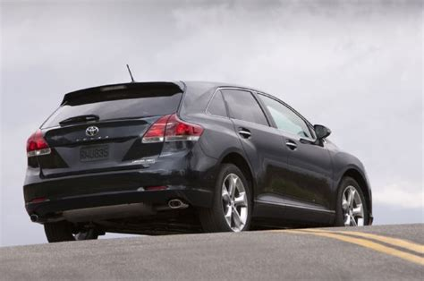 Discontinued Toyota Models Toyota Venza Discontinued For 2015