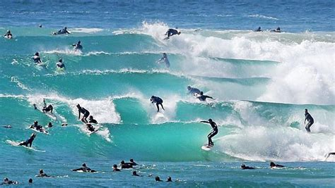 Surfers Australia by Surfing In Australia Traveldaily