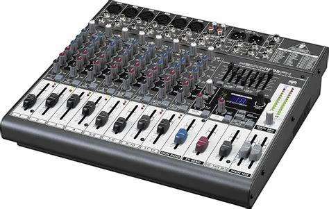 Mixer Behringer 1222 Usb behringer xenyx 1222 fx mixer