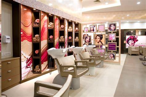 designboom retail lakme salon retail design designboom com