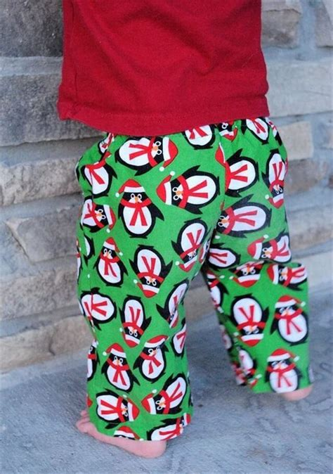 diy pajama 23 diy simple gifts for your babies diy to make