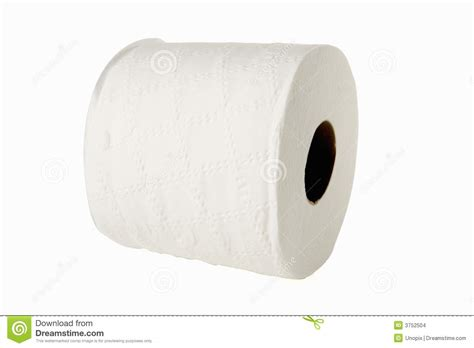 toilet paper roller toilet paper roll stock images image 3752504