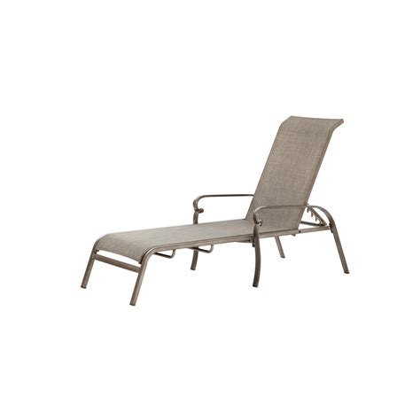 sunbrella sling chaise lounge home decorators collection home decorators collection