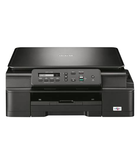 Printer J105 dcp j105 inkjet wireless printer black buy