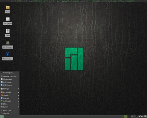 Manjaro gets better and better with each release ...