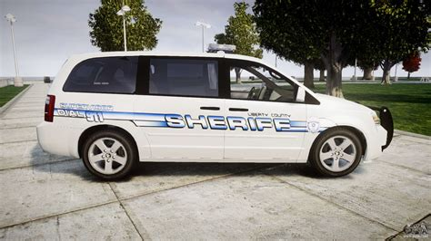 dodge grand caravan els liberty county sheriff  gta
