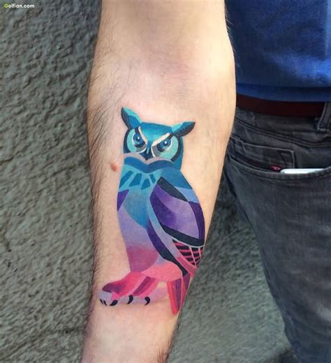 tattoo owl music 60 amazing forearm tattoo designs coolest lower arm