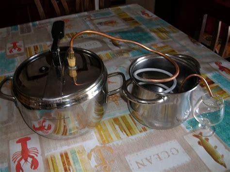 distillare in casa alambicco fai da te vetro come realizzare un alambicco