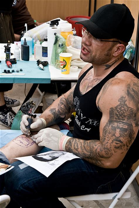 bodybuilders with tattoos for bodybuilders