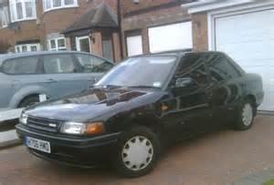 1992 mazda 323 black 200 interior and exterior images