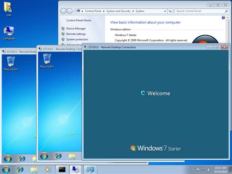 open checker windows 7 rdp sessions like windows server 2008 2012 in
