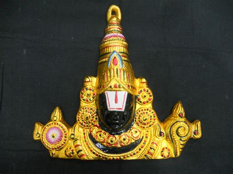 Wholesale Home Decor Online Perumal Face Lord Venkatesha Face In India Shopclues Online