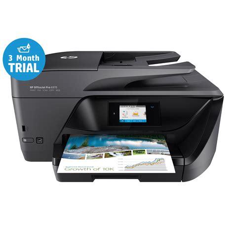 Printer Hp F4 hp officejet pro 6970 all in one colour inkjet printer