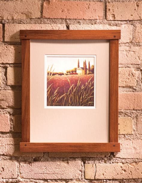 woodworking plans picture frames craftsman picture frame plans free pdf