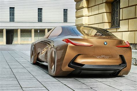 next vision bmw partners with intel mobileye to ready self driving