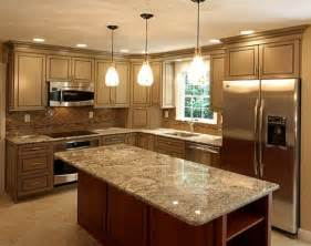 L Kitchen With Island Layout by 25 Best Ideas About L Shaped Kitchen On L