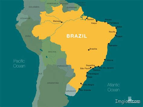 brazil map brazil pictures images photos