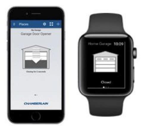 Garage Door Homekit Ces 2017 Chamberlain Reveals Homekit Compatible Smart