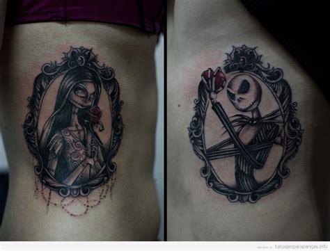 pesadilla antes de navidad tattoo fotos ideas y dise 241 os de tatuajes para parejas part 5 fotos de tattos bonitos y rom 225 nticos