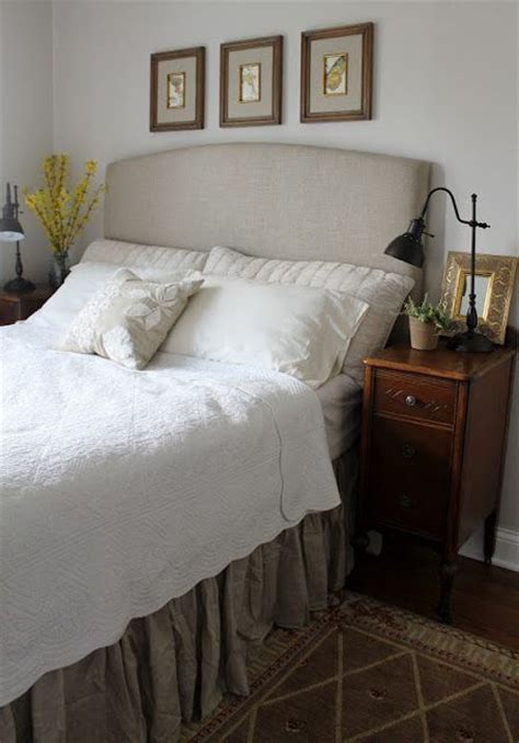 diy linen headboard 1000 images about diy headboards on pinterest diy