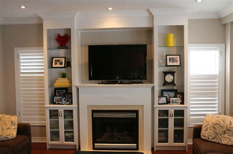 oakville wall units toronto custom concepts kitchens bathrooms wall units basements