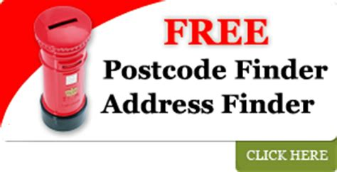 Postcode Address Lookup Contact Us