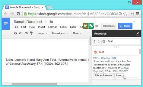 format footnotes google docs 10 tips and tricks for google docs