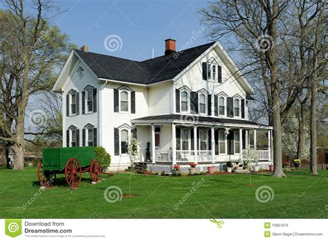 white house black shutters white house with black shutters royalty free stock images image 13861979