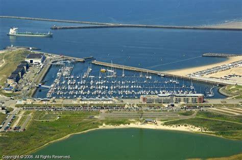 Seaport Marina Ijmuiden In Ijmuiden Netherlands
