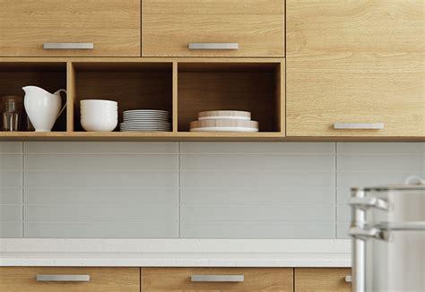 modern oak kitchen cabinets tavola modern light oak cashmere kitchen stori