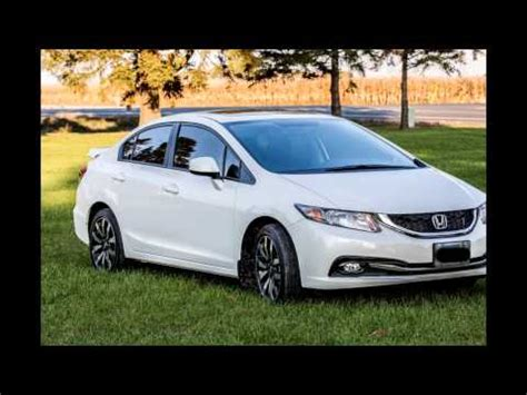 honda civic white orchid pearl youtube
