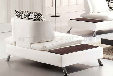 White Bonded Leather Sectional Sofa by Nicki Sectional Sofa In White Bonded Leather Match W Options