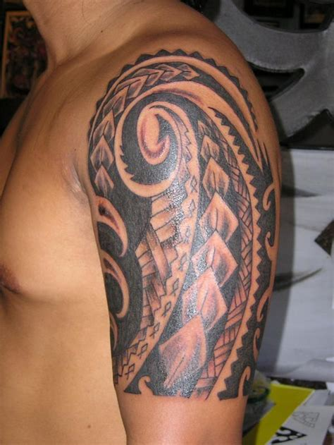 hawaiian tribals tattoos gombal designs hawaiian tribal tattoos designs