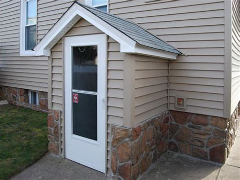 exterior basement entrance vinyl siding installation saddle brook nj