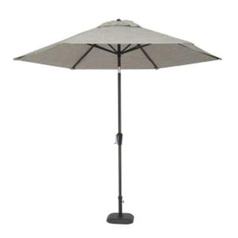 martha stewart patio umbrellas martha stewart living lyndon view 9 ft patio umbrella in
