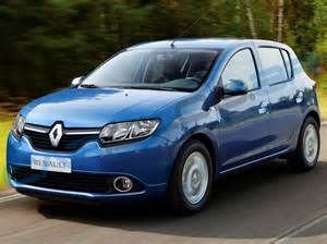 Renault Images 2016 Renault Sandero Pictures Information And Specs