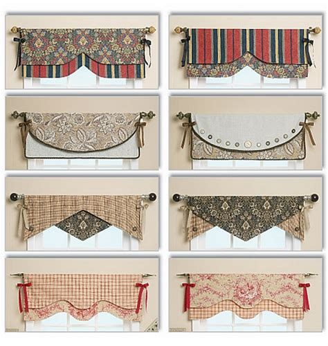 Different Styles Of Valances | 50 window valance curtains for the interior design of your