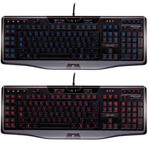 Logitech Gaming Keyboard G110 Logitech Gaming Keyboard G110 Clickbd
