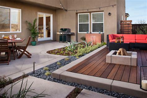 zurich residence chula vista contemporary landscape