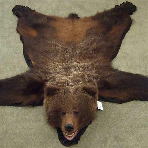 Bears Rug i want a real skin rug room
