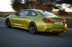 2015 Bmw M4 2015 Bmw M4 Rear Side View Photo 4