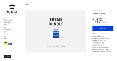 elmasudio 226 26 themes bundle updates nulled null5