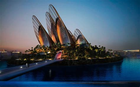 saadiyat island the fusion of culture art and futuristic architectural delights in 2016