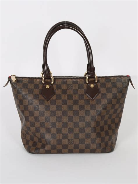 Ultra Exclusive Bags From Louis Vuitton by Louis Vuitton Saleya Pm Damier Ebene Canvas Luxury Bags
