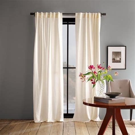 Curtains For Gray Walls Ivory Window Panels With Gray Walls