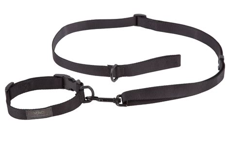 how to your to not need a leash vtac ranger buddy leash and collar combo