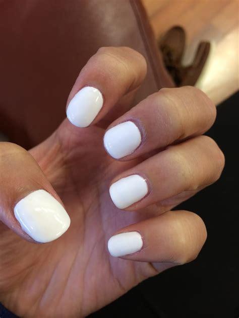 Manicure Gel white gel manicure yelp